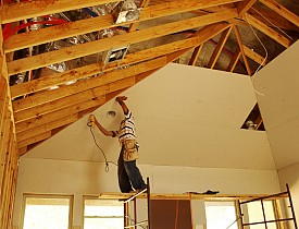 San Diego, CA. Drywall Contractor Insurance